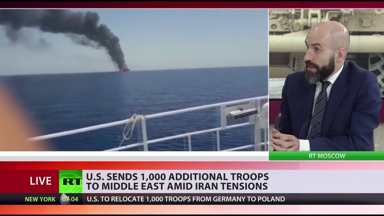 US to send 1,000 additional troops to Middle East