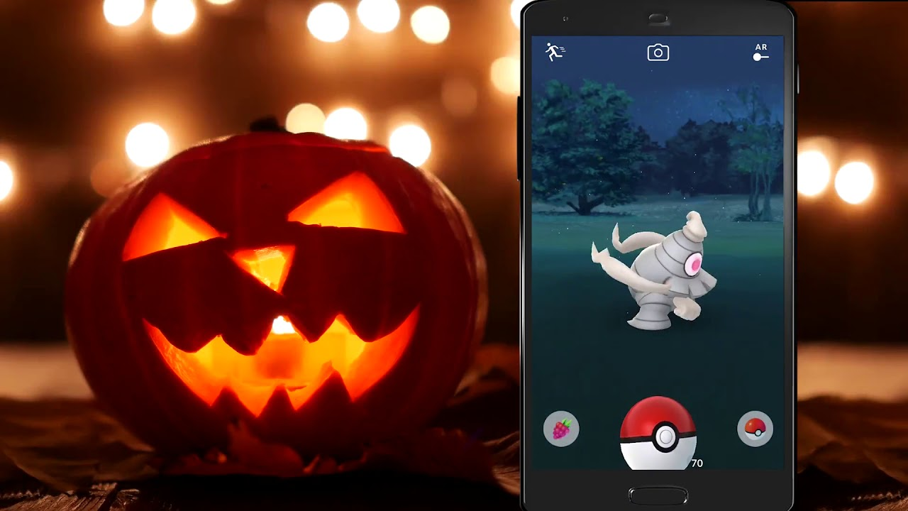 Pokemon Go Halloween Update - Sableye, Banette, and more come to ...