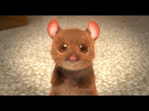 Никогда не говори никогда мультфильм про мышонка