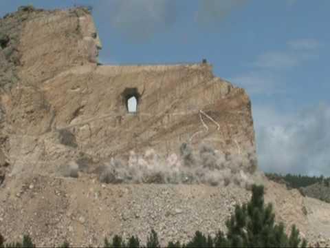 Crazy Horse Blast 09-029 -4362 tons