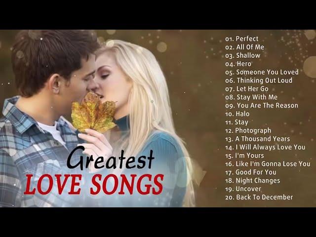 New Love Songs 2020 - Greatest Romantic Love Songs Playlist 2020