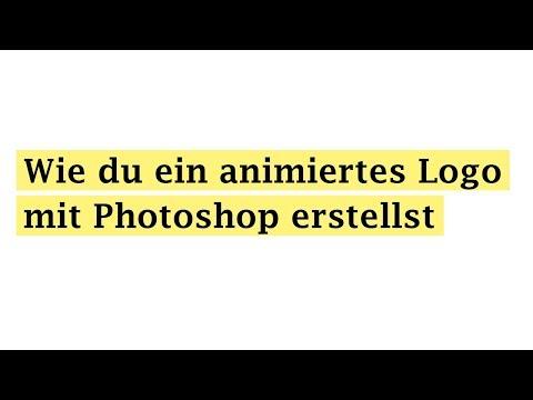 Wie Du Ein Animiertes Logo Mit Photoshop Erstellst Goldmarie