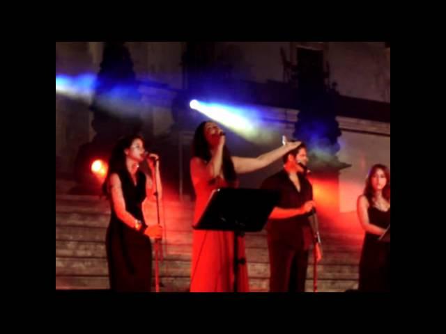 Allelujah- Alexandra Burke- Cover by Teresa Radamanto