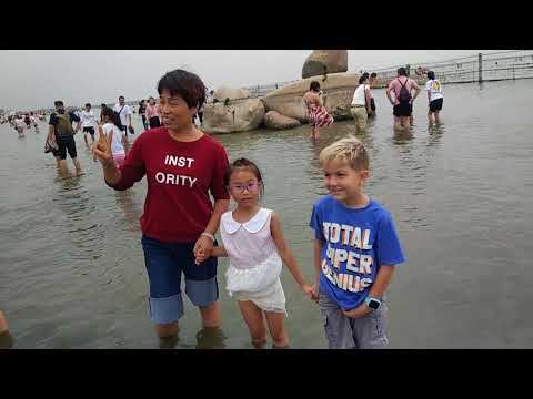 Day trip to Jinshan beach - Shanghai