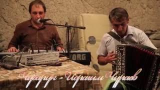 Чубарук - Ибрагим Чураев. с. Хлют начало свадьбы