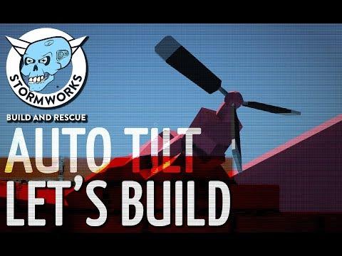 Stomworks Let's Build Auto Tilt Engines  Blohm & Voss BV 238