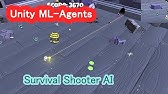 Unity ML-Agents Environment - Banana Collectors - YouTube
