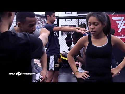 MMA FACTORY #3 MMA Kidz
