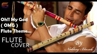 Hiii friend.... this is oh!! my god ( omg ) krisha flute theam cover that theme always inspired me to learn flute...... and jo mere ke idol he paras...