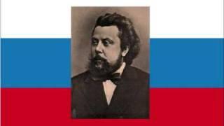 Modest Mussorgsky -