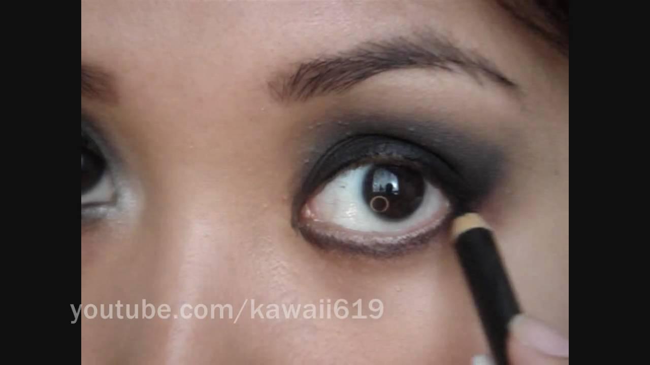 Makeup tutorial leighton meester inspired smokey eyes youtube makeup tutorial leighton meester inspired smokey eyes baditri Gallery
