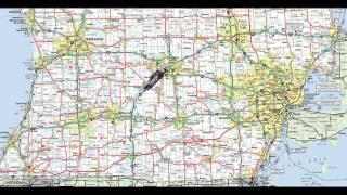 iowa drive map