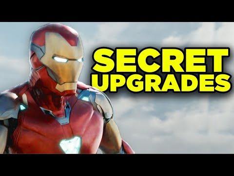 Iron Man Armor Evolution! Suit Upgrade Breakdown! (Mark 1 - Mark 85)