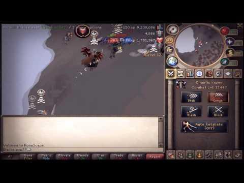 Runescape- Toensi1| Pk Video 10| 99% Hybrid|Edgeville|MageBank|East Drags