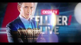 Fellner! Live: Bürgerforum mit Sebastian Kurz