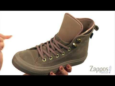Converse Chuck Taylor® All Star® Waterproof Boot Nubuck Hi SKU: 8941494