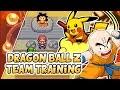 Dragon Ball Z: Team Training, Un Juego De Pokémon Algo Diferente [gameplay Comentado] video