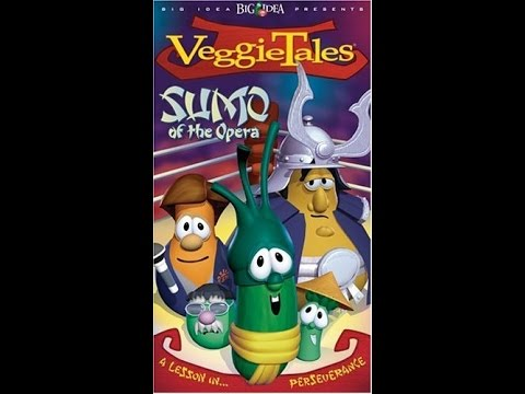 Opening & Closing To Veggietales:Sumo Of The Opera 2004 VHS (SONY Wonder Print) thumbnail
