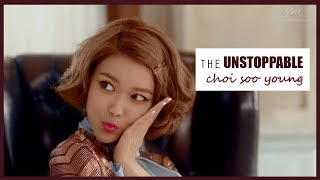 THE UNSTOPPABLE CHOI SOO YOUNG (SAVAGE & FUNNY)