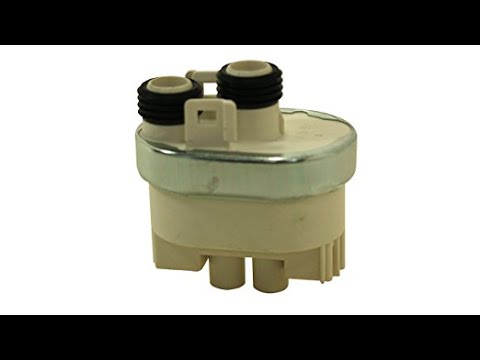 Miele Optima Dishwasher -- Heater Pressure Switch  -- Easy Replacement
