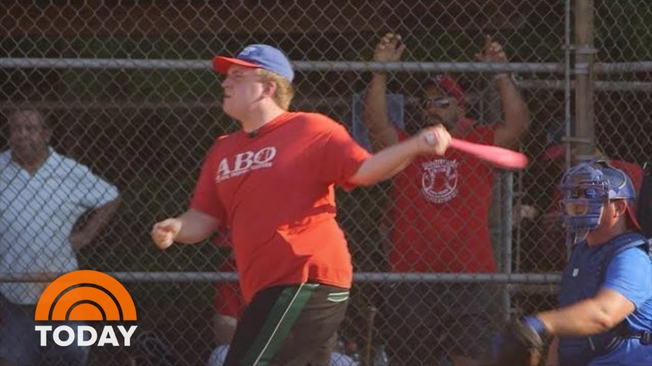 Baseball Organization Gives Kids With Special Needs A League Of Their Own | TODAY