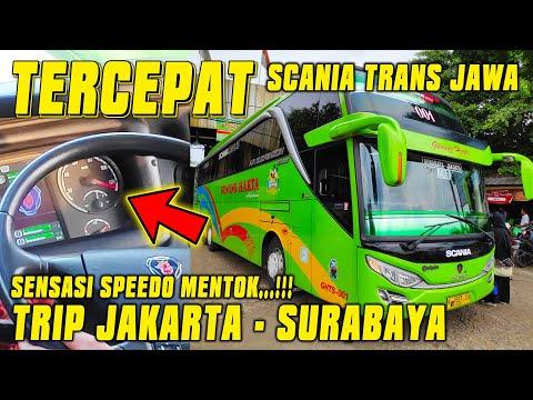 Banter!! Jakarta - Surabaya Hanya 10 Jam!!
