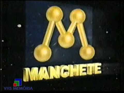 Vinheta pós-chamadas Rede Manchete (1990)