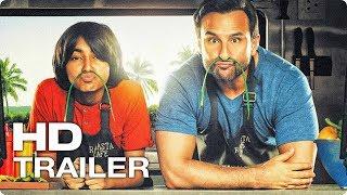 ШЕФ - Русский ТРЕЙЛЕР (2017) Саиф Али Кхан ✩ Индийская Комедия HD
