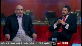 نقاش حول التعديلات الدستورية في الجزائر