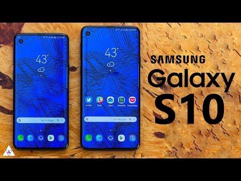 Samsung Galaxy S10   كل شئ تريد معرفته عن