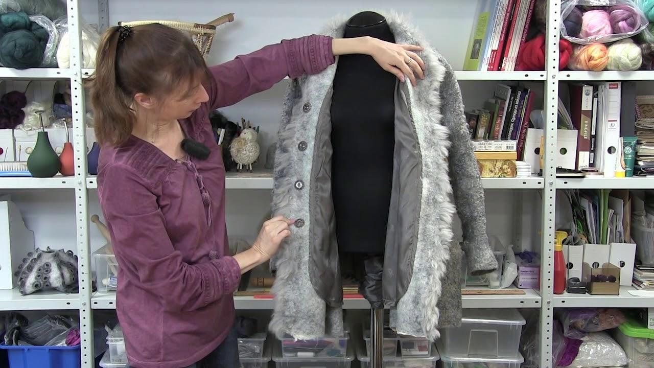 Сшить из флиса пальто для девочки фото 123
