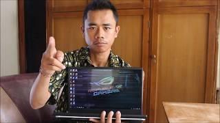 Review Singkat Laptop Gaming Asus ROG Strix G