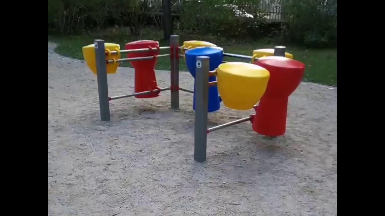 Plac Zabaw łazienki Królewskie