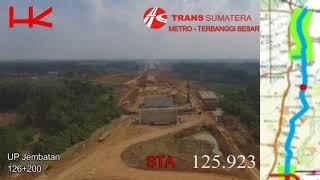 UPDATE JULI 2018-trans sumatera lampung - bandar jaya - terbanggi besar