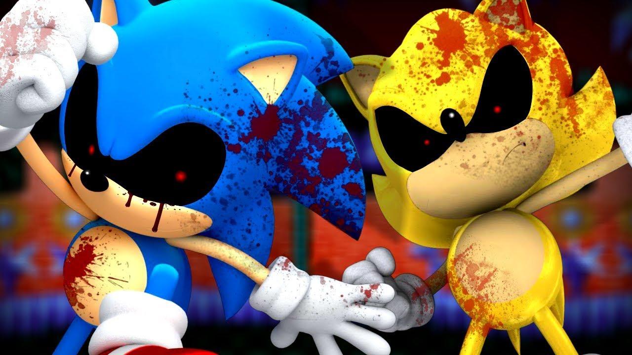 SONIC MANIA EXE! PLAY AS SONIC EXE!!   Sonic Mania Mod