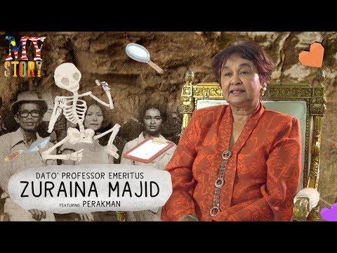 Cover Lagu MY Story : Profesor Emeritus Zunaida Majid, Wanita Di Sebalik Penemuan Perak Man HITSLAGU
