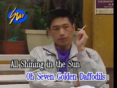 Seven Daffodils - Video Karaoke (Star)