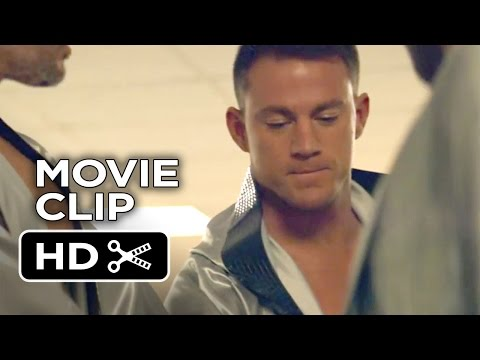 Magic Mike XXL Movie CLIP - Male Entertainers (2015) - Channing Tatum Movie HD