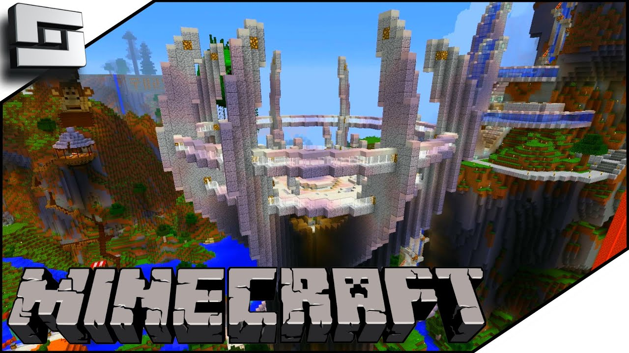 Minecraft UHC On The Hermitcraft Season 9 Map!