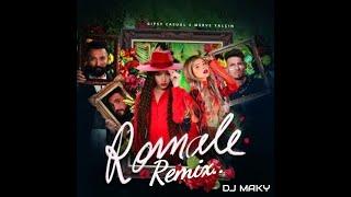GIPSY CASUAL x MERVE YALCIN - ROMALE REMIX ((DJ Maky Remix)) Resimi