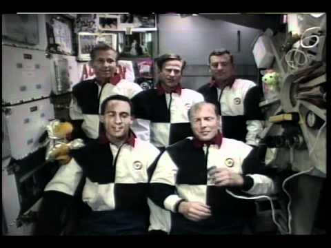 STS-69 Flight Day 9 Video File