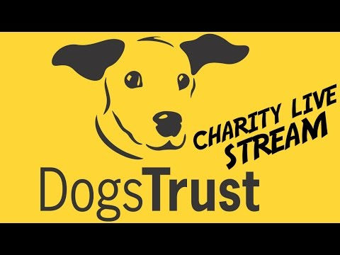 shogoz and friends Dogs Trust 12 Hour Charity Live Stream