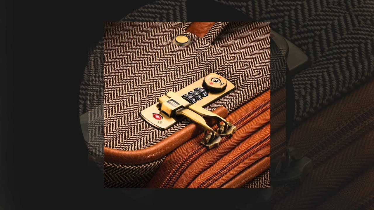 1d71c262bbe0 Hartmann Herringbone Luxe Carry On Expandable Spinner - DONE - YouTube