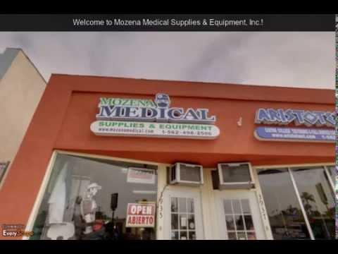 Mozena Medical Supplies & Equipment Inc. | Long Beach, CA | Medical Supplies