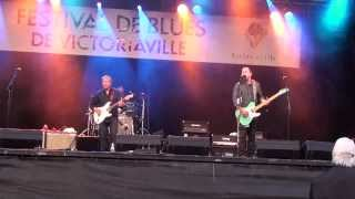 "Monkey Junk Victoriaville en Blues 2013-07-26 ""I Wanna Put a Tiger in Your Tank"""