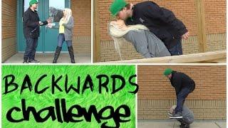 Reverse Actions Challenge