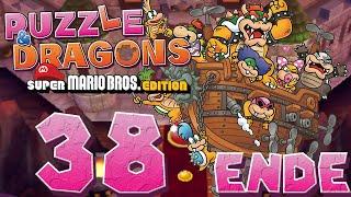 PUZZLE & DRAGONS: MARIO BROS. #38 [ENDE] - Das große Finale - Let