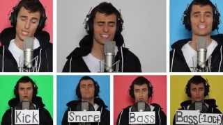 Dynamite - Taio Cruz - A Cappella Cover - Just Voice and Mouth - Mike Tompkins