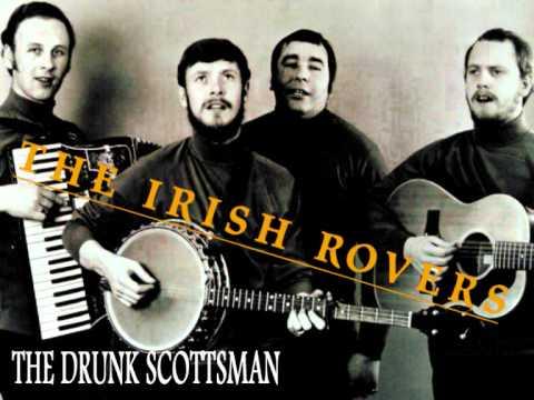 THE IRISH ROVERS - The Drunk Scottsman (live)