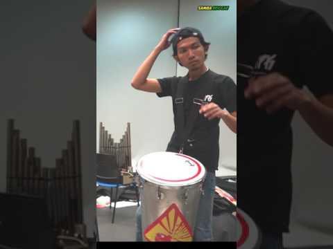 Samba Reggae - Timbals